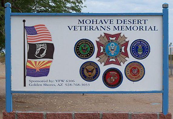 Arizona Veterans Memorial Park Bullhead City